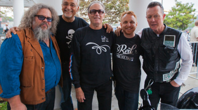 Motorcycle Luminaries: Peter Fonda, Robert Patrick, Mark Boone, Oliver Shokouh