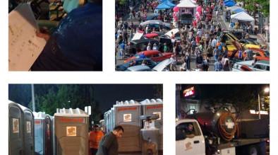 Sherman Oaks Street Fair 120,000 attendees